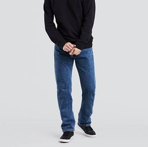 Levi's 505 Men Zipper Jeans Regular Fit